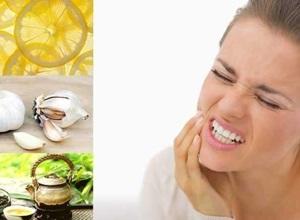 como parar a dor de dente