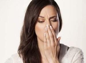 mau hálito da garganta