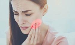 Alivio para dor de dente