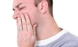 Dente furado doendo