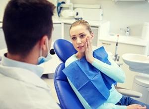 alívio para dor de dente