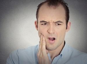 alívio rápido para dor de dente