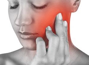 dor de dente queiro
