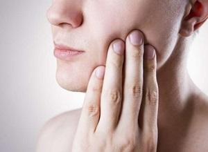 infecção no canal do dente