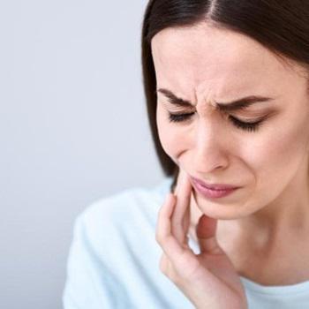 Dor dentro do dente