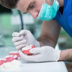 dentadura preço