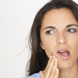 dor de dente pode ser gravidez