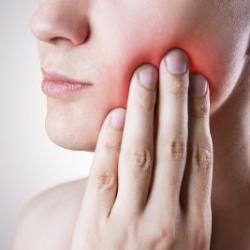 dor na gengiva e no dente